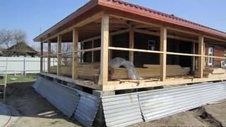 Ремонт дома в посёлке Камышево(Дизайн интерьера необходим клиенту перед началом чистовой отделкой коттеджа или квартиры. Рабочий проек..., 2016-12-05T12:00:55.000Z)
