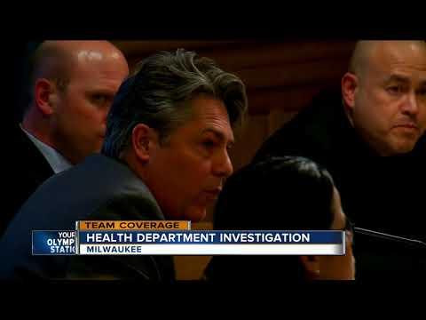 Health Department is under investigation after hundreds of children test high for lead