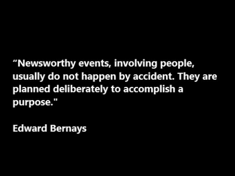 essay on edward bernays