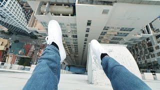 NEAR DEATH!! 37 Storeys Above Metro Manila (Philippines)