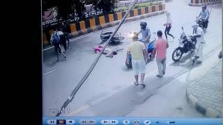 20 october, 2017 india accident in kolkata dengar video