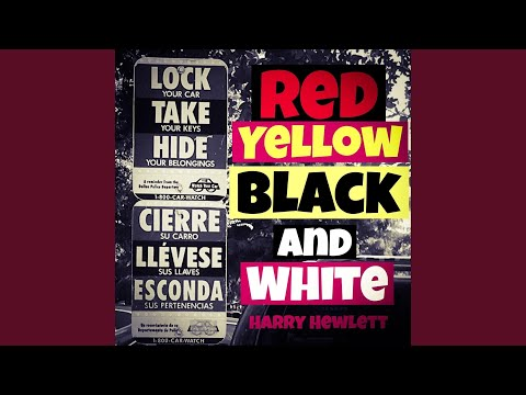 Red Yellow Black And White