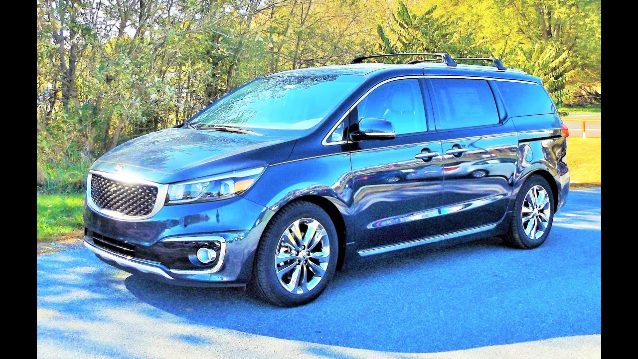 speed sedona top ex kia cars