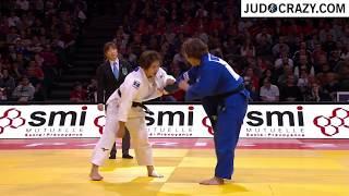 Christa Deguchi (CAN): -57kg Gold Medallist