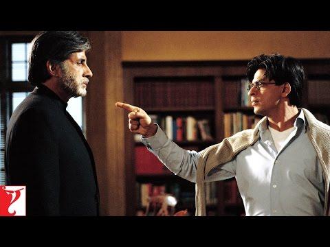 Dialogue Promo 3 - Itni Mohabbat Bhar Dunga | Amitabh Bachchan | Shah Rukh Khan