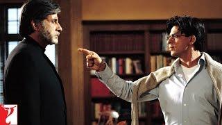 Itni Mohabbat Bhar Dunga - Dialogue Promo 3 - Shah Rukh Khan - Mohabbatein