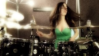 Download AVENGED SEVENFOLD - NIGHTMARE - DRUM COVER BY MEYTAL COHEN Mp3 and Videos