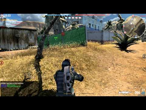 War Inc. Battlezone Gameplay