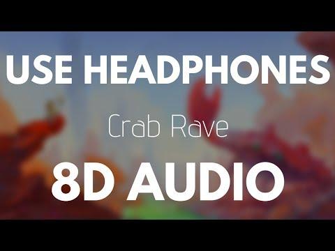 Noisestorm - Crab Rave (8D AUDIO)