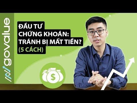 Đầu tư chứng khoán: Bắt đầu như thế nào để không bị mất tiền? (5 CÁCH)