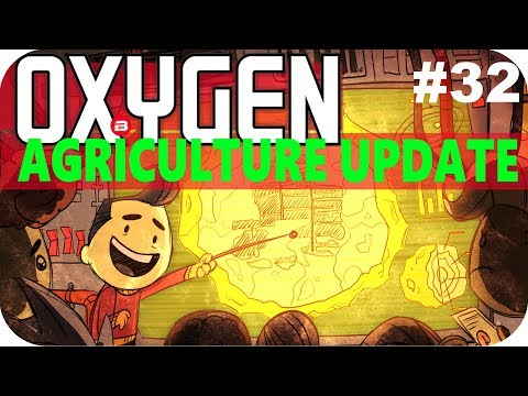 Oxygen Not Included TRIPLE HYDRO-HOODS Lets Play Oxygen Not Included AGRICULTURE UPDATE #32