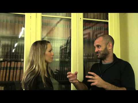 Ed Stafford interviewed by Natasha H at the Royal Geographical Society. Part 1 of 2.