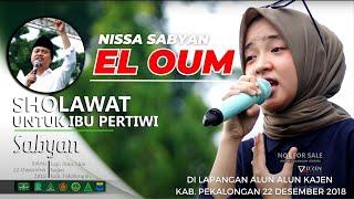 El Oum - Live Perfom Sabyan Gambus - Di Alun alun Kajen Pekalongan