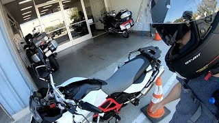 美国买摩托车 Video
