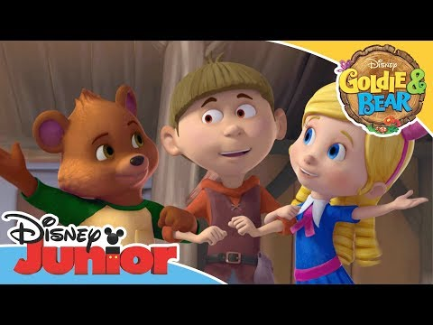 Goldie & Bear | New Episodes Starting Saturday 28 April | Official Disney Channel Africa