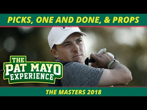 Fantasy Golf Picks: 2018 Masters Final Card, One and Done, Props and Most Andercursed at Augusta