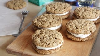 Little Debbie Oatmeal Crème Pies Recipe (ttod #5 2.27.13) Snack - The Take Out Diet