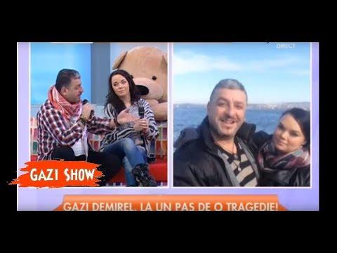 Gazi & Madalina Demirel au fost la un pas de tragedie!!!