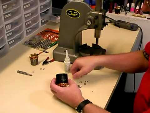 How to Change a Shaft in a Scorpion Motor by Innov8tive Designs