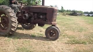 Farmall Ford Barnfind