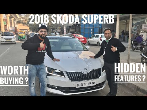2018 Skoda Superb |  bmw 3 series vs skoda superb | 2018 skoda superb features | skoda superb review