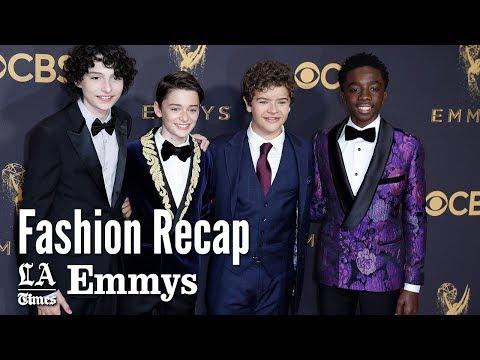 Emmys 2017: Red Carpet Fashion Recap | Los Angeles Times