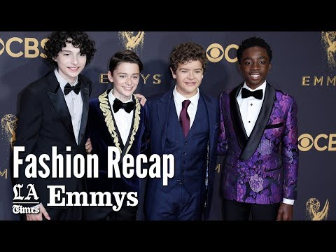 Download Youtube: Emmys 2017: Red Carpet Fashion Recap   Los Angeles Times