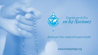 Orando por la Paz en SUDAMÉRICA • 8 diciembre • 8h (Brasilia, Buenos Aires y Montevideo)