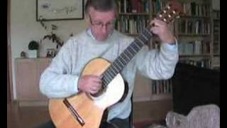 Stairway to Heaven classical guitar  - Per-Olov Kindgren