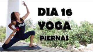 Power Yoga - Día 16 Piernas