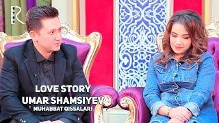 Love story - Umar Shamsiyev (Muhabbat qissalari) #UydaQoling