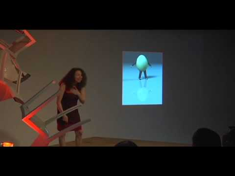 TEDxCreativeCoast - Michelle James - Improvisation for Cultivating Sustainable Creativity