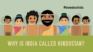 Why is India called Hindustan if it is secular? #knowaboutindia