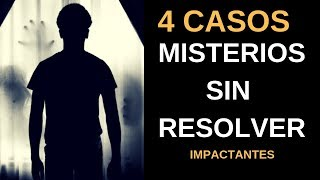 4 Casos de Misterios sin Resolver Impactantes vol. 3 l Pasillo Infinito