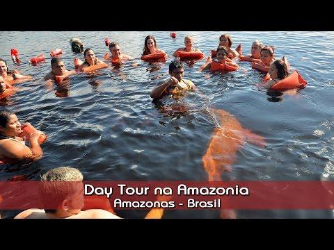 Day Tour na Amazônia – Manaus – AM – Brasil - COMER. DORMIR. VIAJAR.