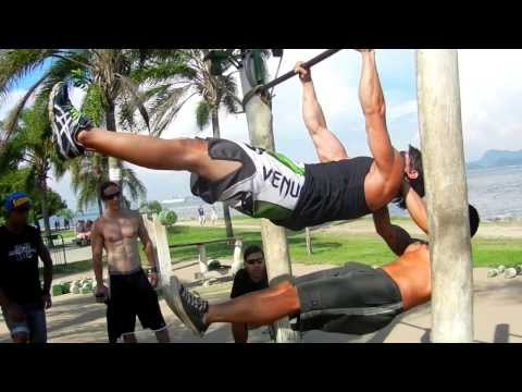 BAR BROTHERS RIO - XTrem Workout (Part 2)