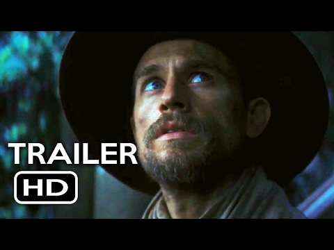 The Lost City of Z Official Trailer #1 (2017) Tom Holland, Robert Pattinson Action Movie HD