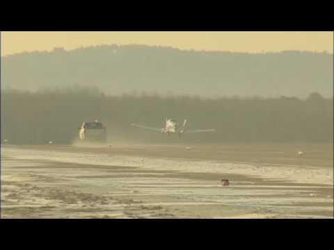 Terrafugia's 'Transition' - First flight