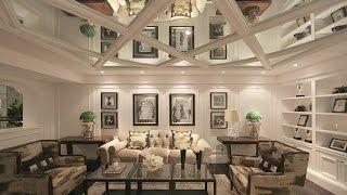видео Зеркальный потолок в квартире