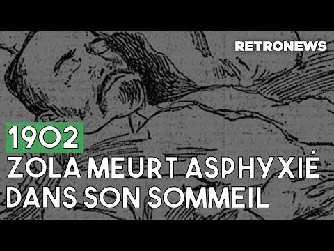 1902, la mystérieuse mort d'Émile Zola