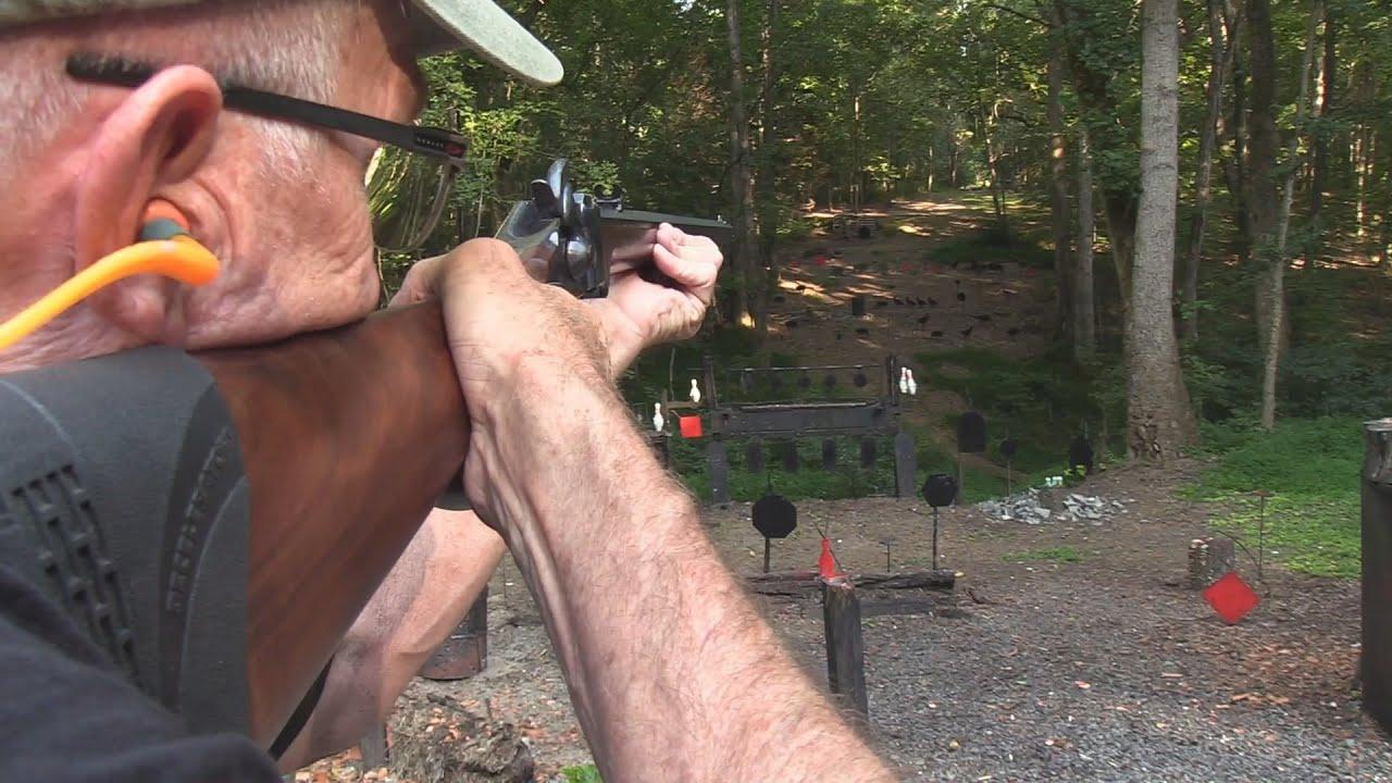 Shiloh Sharps Montana Roughrider Big Game Hunt