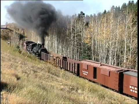 """Rio Grande Steam Freights"" Preview"