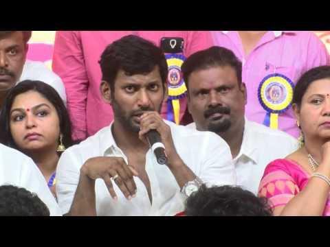 Radharavi & Sarathkumar Are Permanently Removed From Nadigar Sangam - Must Watch