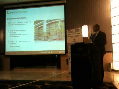 Solar Thermal Workshop organized by GEF, UNDP, UNEP and OME in Beirut, Lebanon