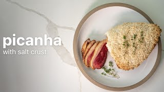 Picanha With Salt Crust | How To Make It At Home