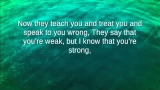 Nabil and Karim Spiritual Revolutionary with Lyrics