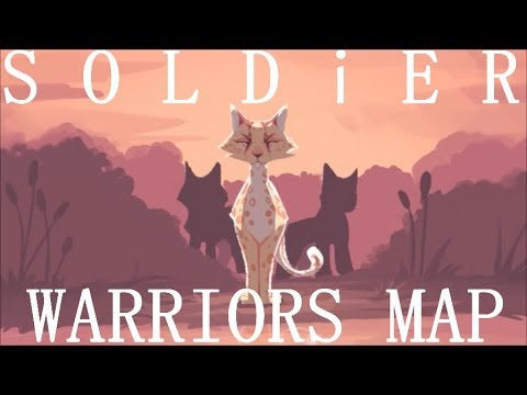 SOLDiER //COMPLETE WARRIORS MAP//