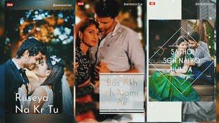 Teri Kami Ae Akhil A Beautiful Punjabi Love Song Fullscreen whatsapp status video || jkbstatusclub