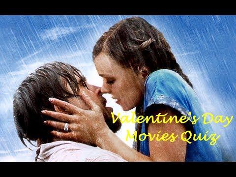 Valentine's Day Game - Romantic Movie Quotes
