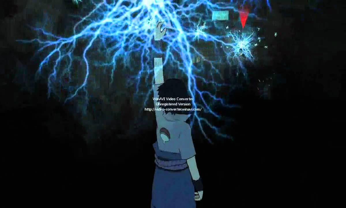 Sasuke taka Naruto Shippuden Minecraft Skin  |Sasuke Kirin Render